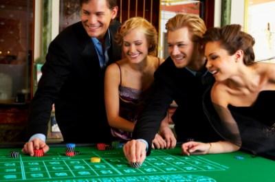 Att spela och vinna på roulette är roligt.